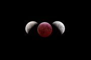 Lunar Eclipse on 4/4/2015.
