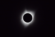 Total Solar Eclipse with Inner Corona and Prominences on 8/21/2017