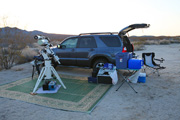 Camping and imaging trip to the Mojave National Preserve – February 2010